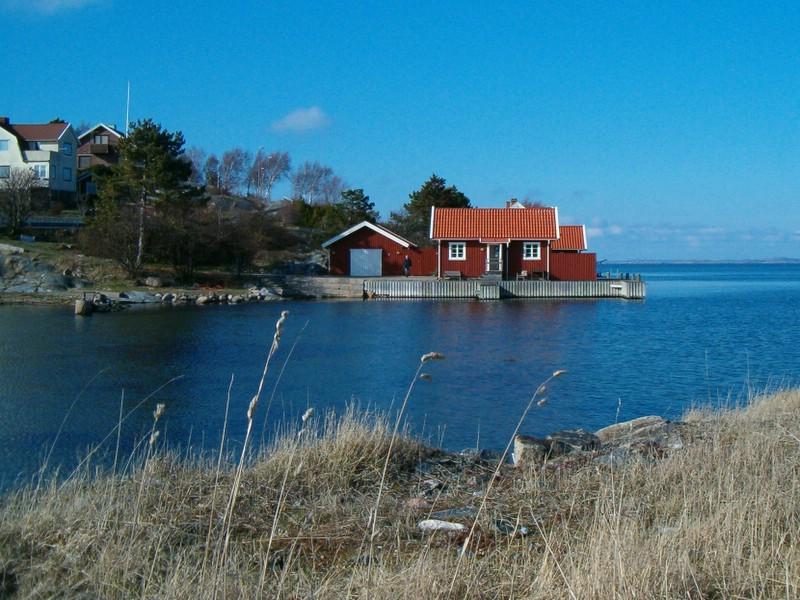 Landscape on Hälsö island, Öckerö Municipality, Sweden. Image Credit: Michal Pise, Michal.Pise