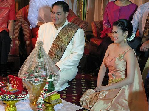 Poor man marries rich woman