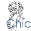 cz engagement ring