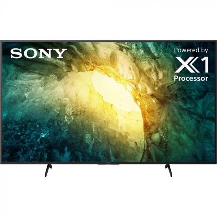 "Description: Sony KD55X750H/A 55"" Class / X750H Series /4K UHD /TV /Smart /LED /HDR"